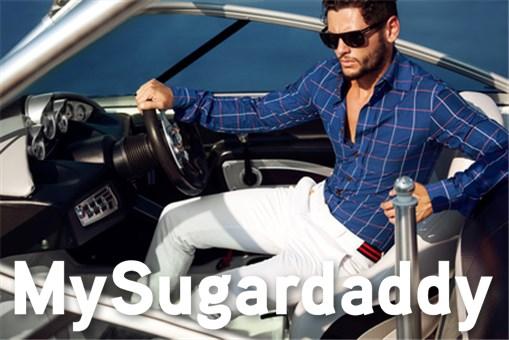 Sugardaddy - reif und reich
