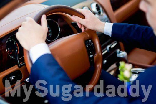 Sugardaddy bietet ein Luxusleben