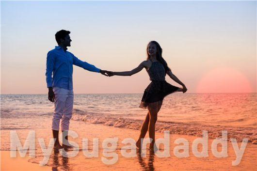 Mit Sugardaddy auf Urlaub