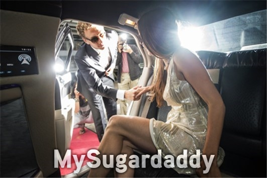 Single Frau lernt Sugardaddy kennen