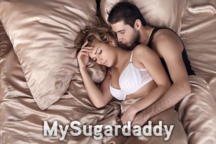 Sugardaddy und Sugarbabe, davon träumt der Sugardaddy!