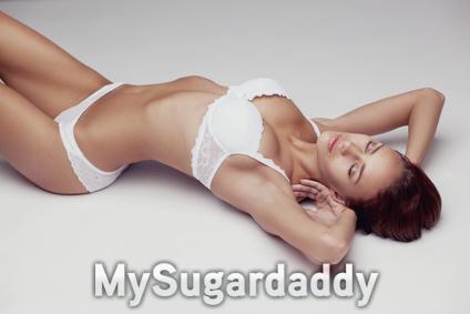 Sugardaddy und die junge Frau