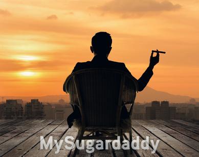 Der überhebliche Sugardaddy zeigt gerne, wie gut es ihm geht.
