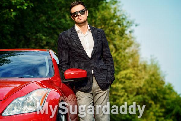 Arten von Sugardaddies: der Überhebliche