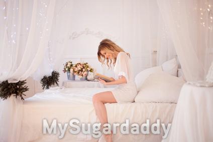 Arten von Sugarbabes: die Pretty Woman