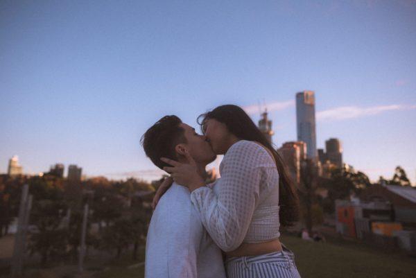 Freckling: der neue Dating-Trend