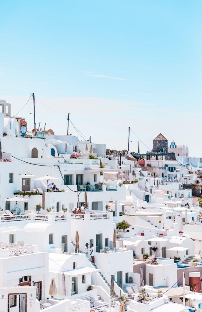 Griechische Stadt