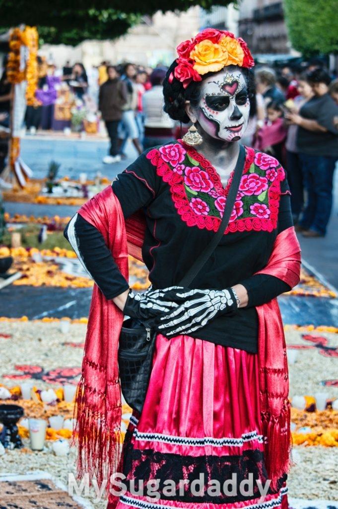 Halloween in Mexiko