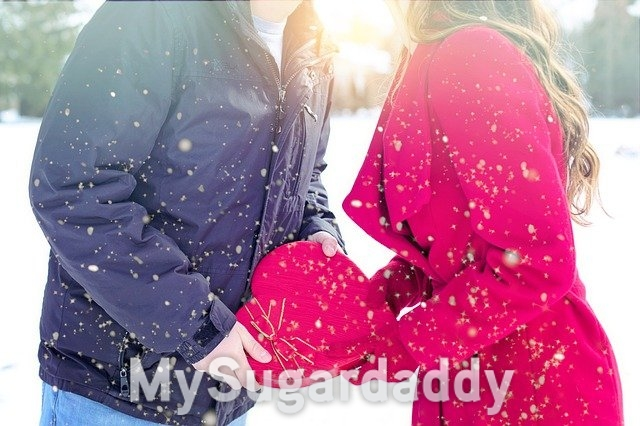 Sugarbaby als Holiday-Date