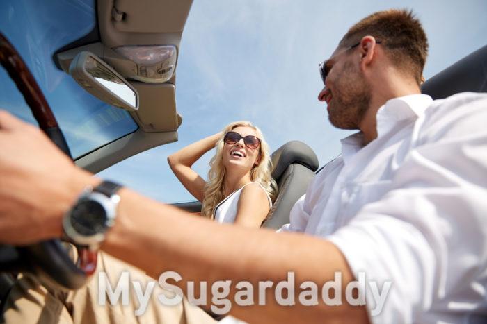 Die Wochenendbeziehung mit einem Sugardaddy