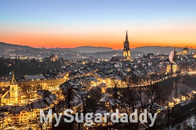 Finde in Bern Deinen Sugardaddy