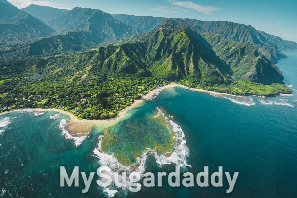 Mit dem Sugardaddy nach Hawaii