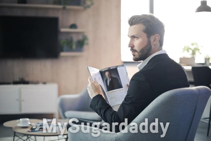 Anmeldung MySugardaddy - Der Sugardaddy